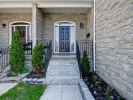 99B Evans Ave. For Sale Mimico Etobicoke Front Porch