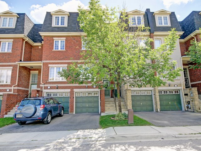 435 Hensall Circle #120, Mississauga Townhouse For Sale